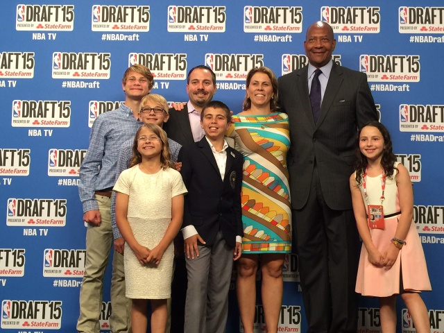 Red Bulls NBA draft