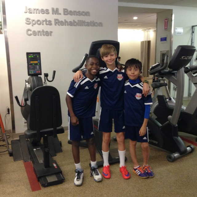 B11W rEd Bulls training and flexibility